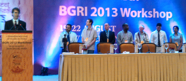 2013 Gene Stewardship Awardees