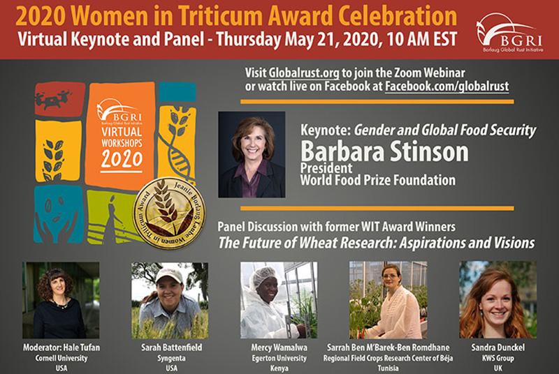 Women in Triticum