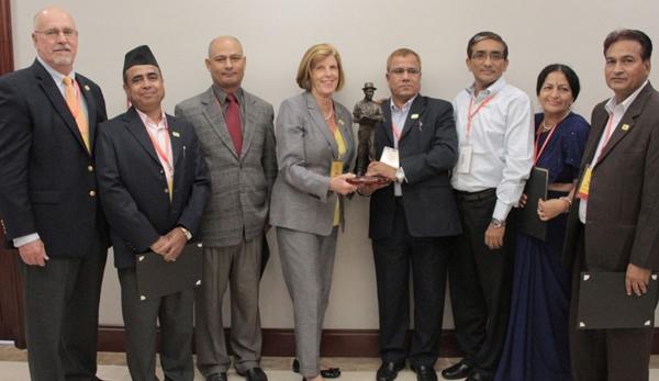 2012 Gene Stewardship Awardees